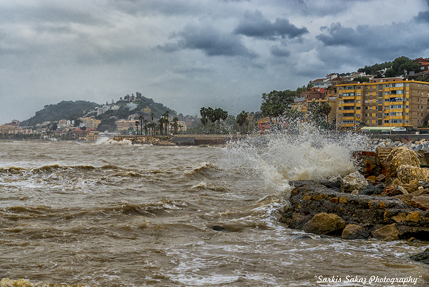 Baños del Carmen – Málaga, domingo 19 de febrero de 2017, a las 4 por la tarde.