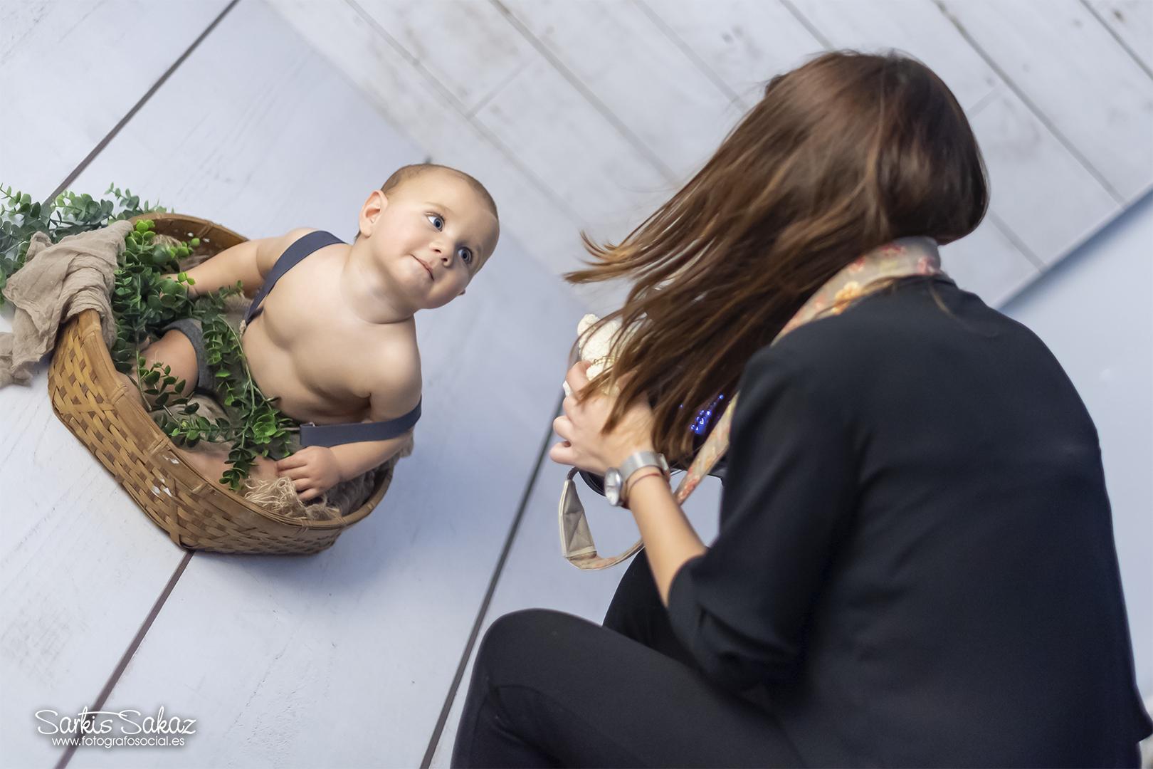 WORKSHOP ALBA SOLER: especial bebé 1 año